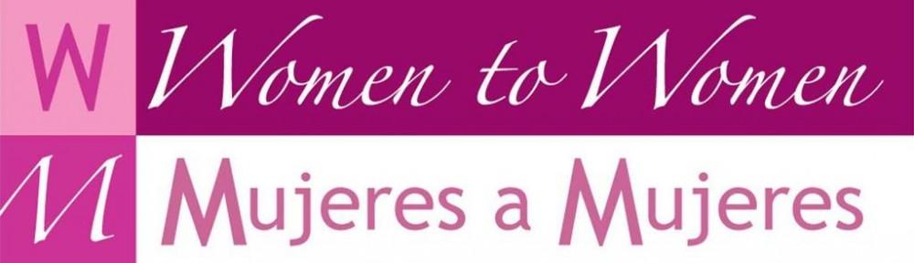 Mujeres a Mujeres